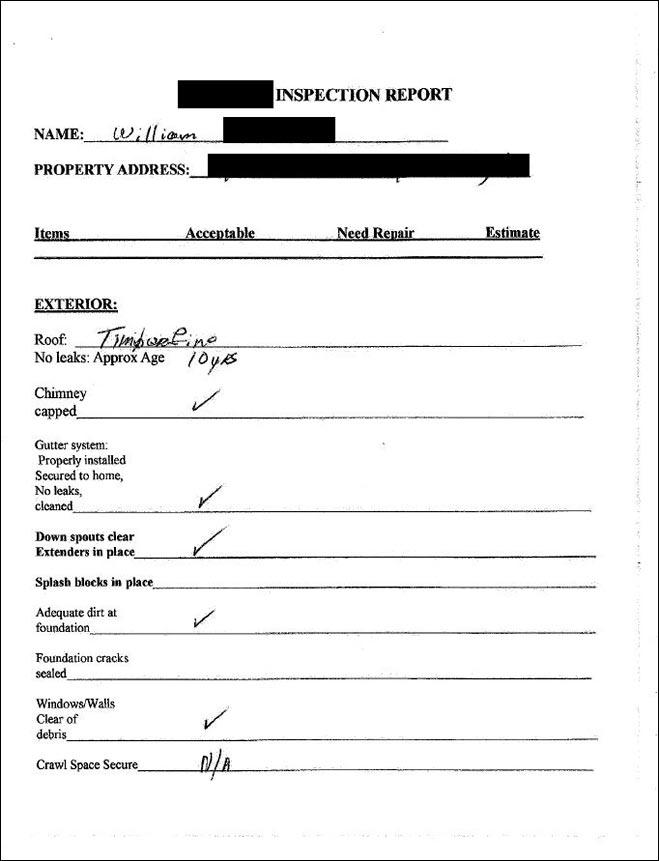Sample Report - Premier Home Inspection Services, LLC